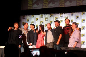 Firefly cast, Alica Mckenna Johnson
