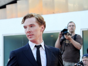 Benedict Cumberbatch, Alica Mckenna Johnson