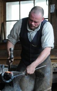 blacksmith, zombie apocalypse