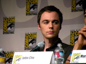 Jim Parsons, Sheldon, Melody J Sandoval, Alica Mckenna Johnson