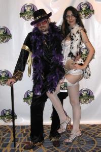 Alica Mckenna-Jonson, Pimp, pimp costume