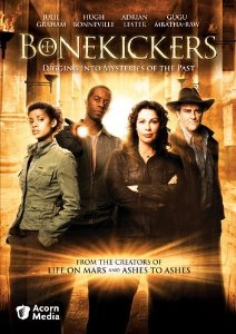 Bonekickers, Alica Mckenna Johnson, BBC, archeologists