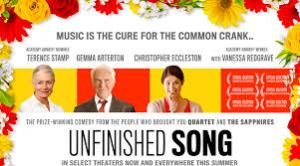 Alica Mckenna-Johnson, Terence Stamp, Christopher Eccleston, Unfinished Song