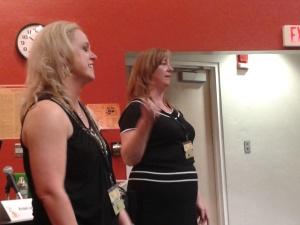 TFOB, Tucson festival of Books, Kristen Lamb, Piper Bayard, Social media for writers