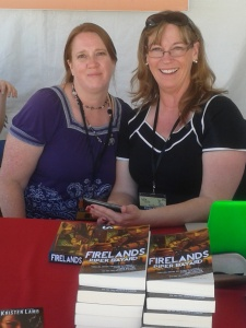 TFOB, Tucson Festval of Books,  Alica Mckenna Johnson, Piper Bayard