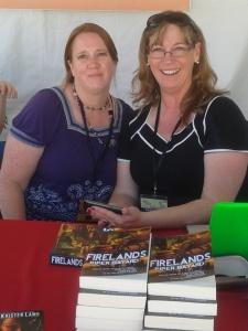 TFOB, Tucson Festval of Books,  Alica Mckenna Johnson, Piper Bayard