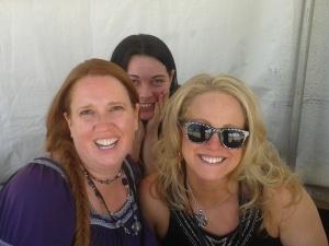 TFOB, Tucson Festival of Books, Kristen Lamb, Alica Mckenna Johnson