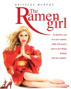 The Ramen Girl, Alica McKenna-Johnson, Forgein Films, Food porn