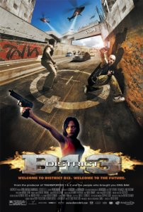 Disterect B-13, French Action movies, Alica Mckenna-Johnson